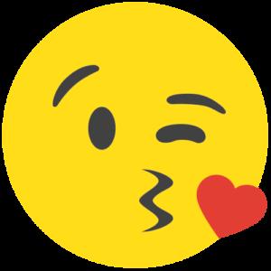 emoji-kiss